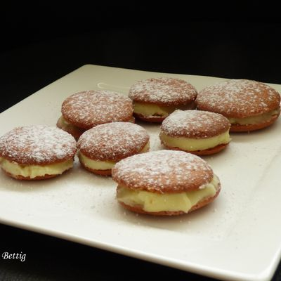 Whoopies au mascarpone