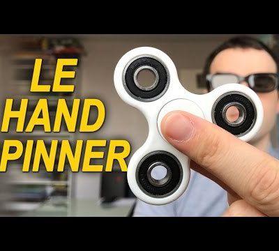 """Le """"Hand Spinner"""" devient dangereux ?"""