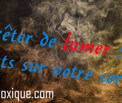 Arrêter de fumer - Les effets sur votre corps, pour Sébastien Dubusse, blog Musculation/Fitness Passion