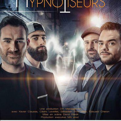LES HYPNOTISEURS au Théâtre Le Grand Point Virgule !
