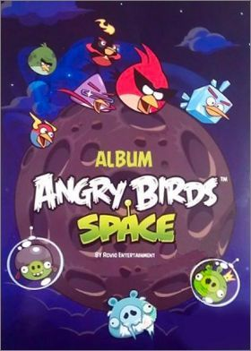 Angry Birds Space - Stickers Giromax - 2013