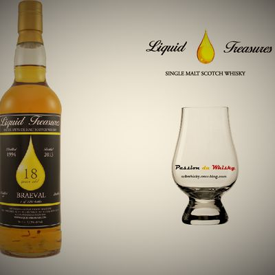 Braeval 'Liquid Treasure'