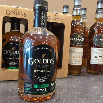Goldlys 12Y Oloroso Finish