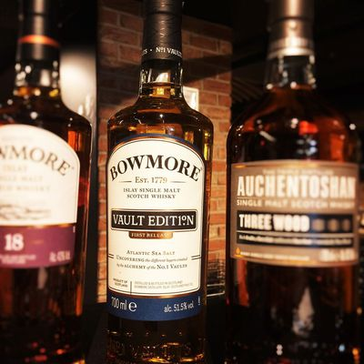 Bowmore Vault Edit1.°N First Release