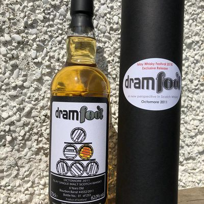 Octomore 6Y Dramfool Islay Whisky Festival 2018