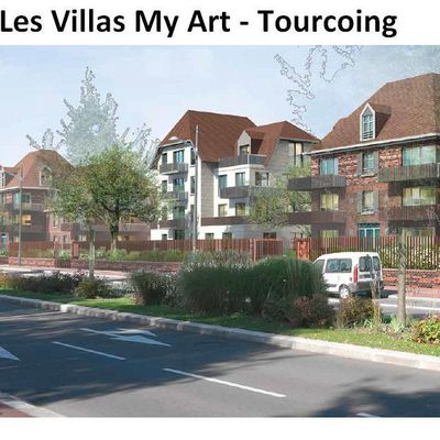 Tourcoing (59200) – Les Villas My Art - My Home