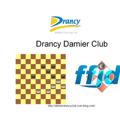 Damier Drancy Club
