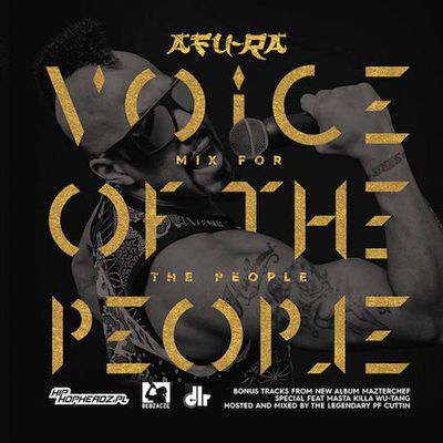 """the Afu-Ra / Mixtape """"Voice Of The People"""""""