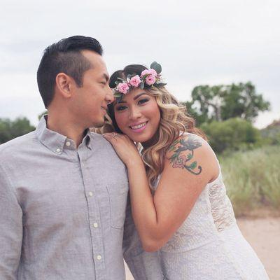 A Lao Wedding in America