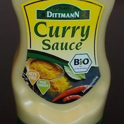 Feinkost DITTMANN Curry Sauce Bio