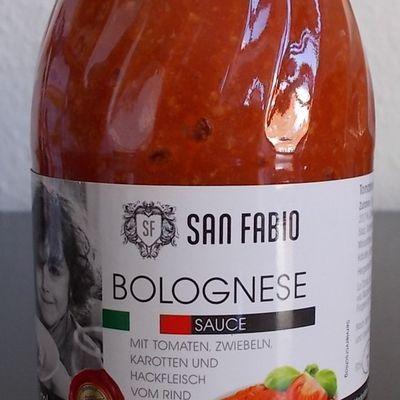 [Penny] San Fabio Bolognese Sauce