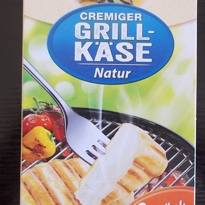 ROUGETTE Cremiger Grill-Käse Natur