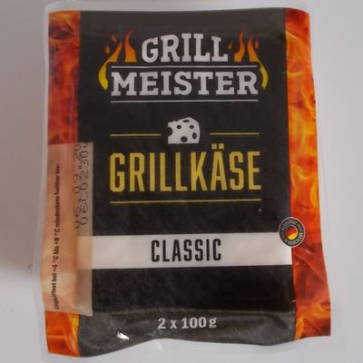 [Lidl] Grill Meister Grillkäse Classic