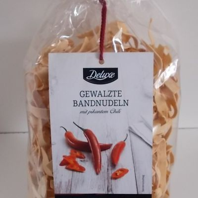 [Lidl] Deluxe Bandnudeln mit pikantem Chili