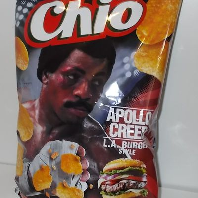 Chio L.A. Burger Style Chips