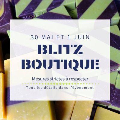30 mai - 01 juin 2020 : Blitz Boutique ZWEI à St Jean de Saverne (67)