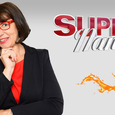 "TF1 stagne positivement avec ""Super Nanny"""