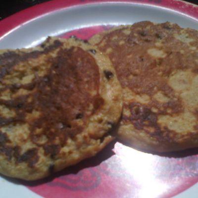 pancakes pour le petit déjéuner