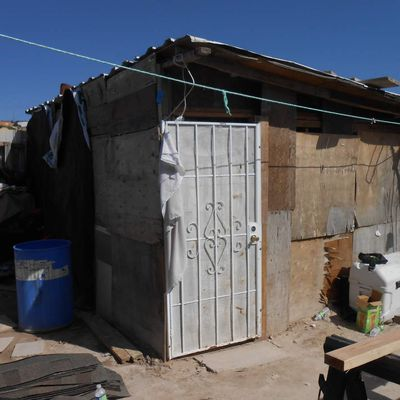 Mission Humanitaire Homes of Hope in Tijuana, Mexico....
