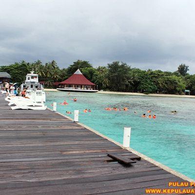 Pulau Pantara Resort Liburan Jakarta Di Kepulauan Seribu