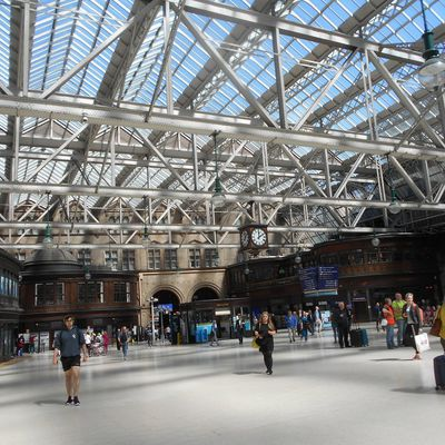 Glasgow Central Station - Scotland