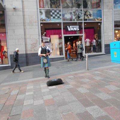 Scottish Bagpipe Music Alive