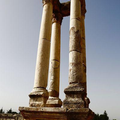 Anjar - Vallée de la Békaa