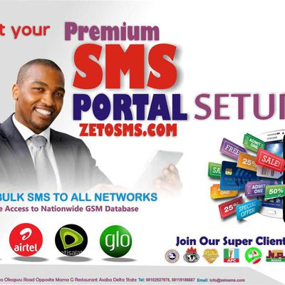 Setup your SMS Portal From the Real Source