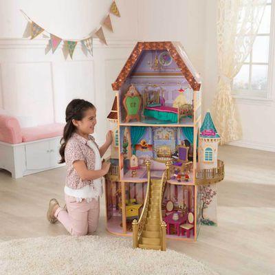 Les maisons de poupées en bois Kidkraft