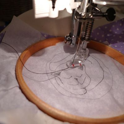 Digitizing Embroidery Design