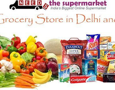Fastest Online Grocery Delivery Service in Delhi and NCR