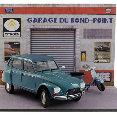 Citroën Garage du Rond Point