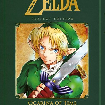 THE LEGEND OF ZELDA: OCARINA OF TIME / PERFECT EDITION