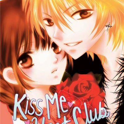 KISS ME HOST CLUB / TOME 1