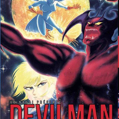 DEVILMAN NOUVELLE EDITION COLLECTOR 2018
