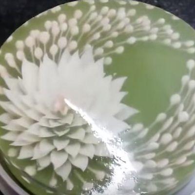 Dạy cách làm bánh flan đông xương rau câu đúng chuẩn