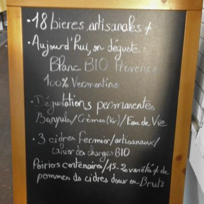 Mes Dégustations Permanentes sur stands (Nogent sur Marne 94 - Fontenay-sous-Bois 94)