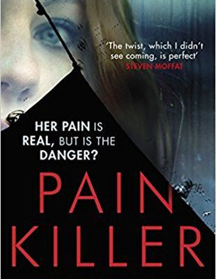 Painkiller: Her pain is real ... but is the danger? by N J Foutain