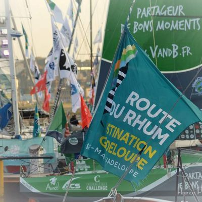 ROUTE DU RHUM SAINT-MALO 2018 PHOTOS