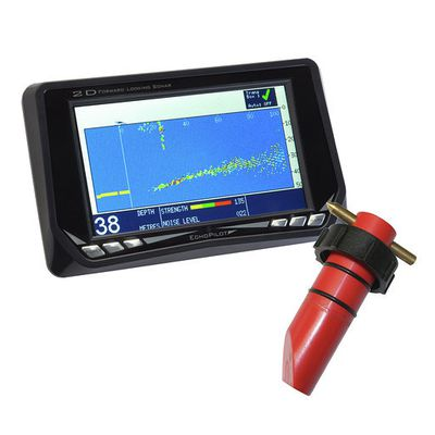 Daniamant's Forward Looking Sonars offer higher assurance in poorly chartered areas
