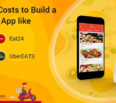 How much does it cost to Develop a food Delivery Mobile app