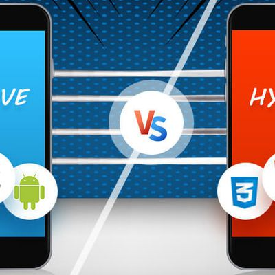 Hybrid Apps Vs Native Apps: Which is the Better For Your Business?