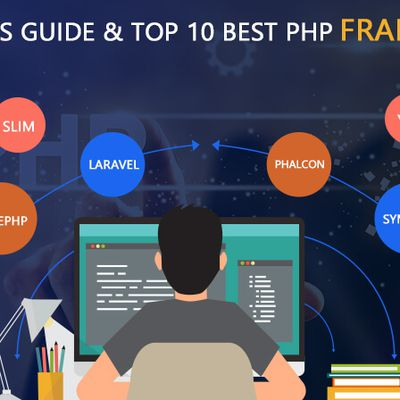The Definitive Guide of PHP Frameworks and Best PHP Framework 2019