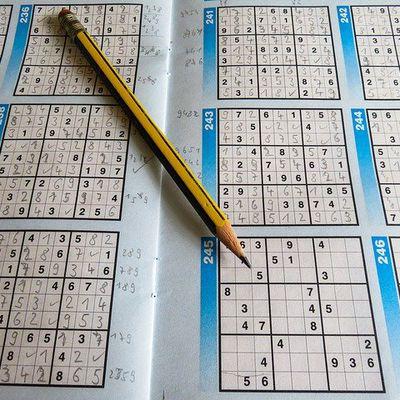 Le Sudoku c'est bien aussi