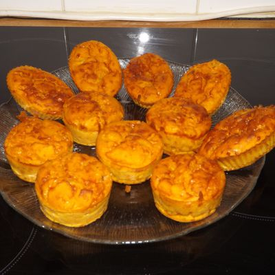 muffins aux butternut