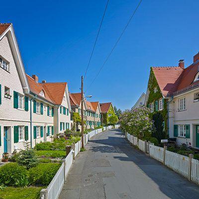Dresde : cité-jardin et poésie contemporaine