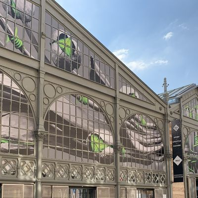 Expo Urban ART Fair au Carreau du Temple-Paris