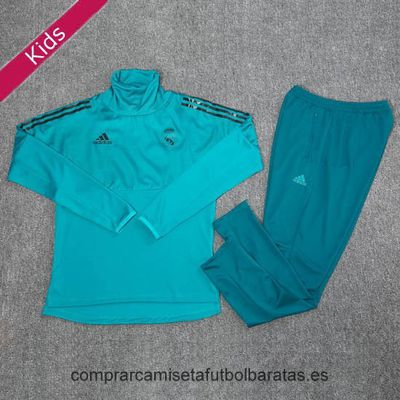 Chandal futbol para niño Real Madrid 2018