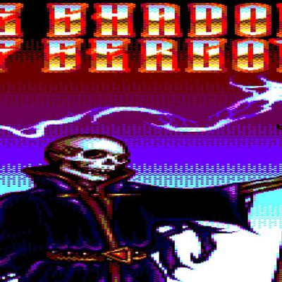 NOUVEAU JEU AMSTRAD CPC: The Shadows Of Sergoth ( Dungeon Master like )