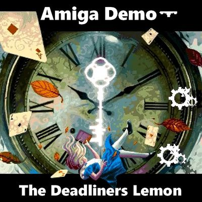 Amiga Demo -The Deadliners Lemon by The Fall (Revision 2018)
